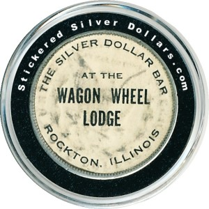 Wagon Wheel Lodge in better condition