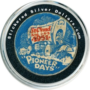 St. Cloud Minnesota 1951 Pioneer Days
